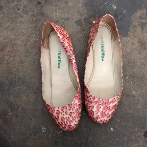 AUTHENTIC LOUIS VUITTON LEOPARD FLATS!